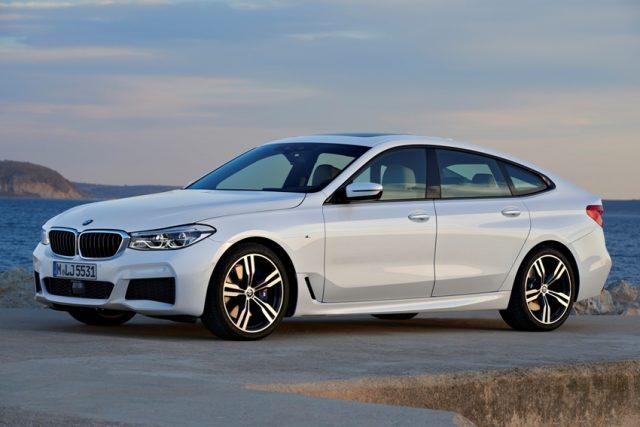 BMW 6er Gran Tourismo, 640i xDrive, Mineralweiß, M Sportpaket © BMW AG