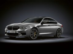 BMW M5 Competition 2018 © BMW AG