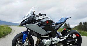BMW Motorrad Concept 9cento &cop; BMW AG