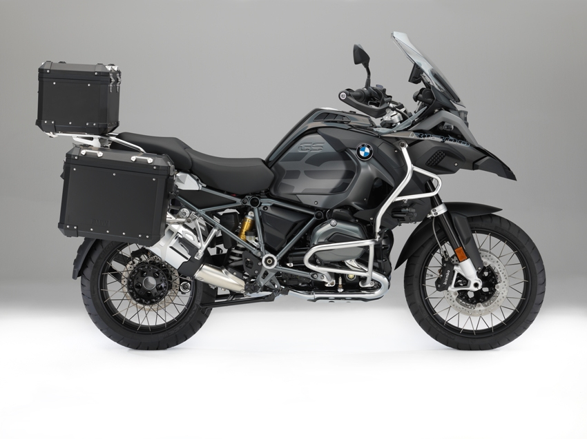 edition black neues original bmw motorrad zubeh r. Black Bedroom Furniture Sets. Home Design Ideas