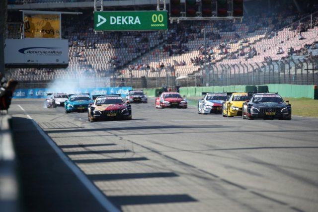 DTM, 2018, Hockenheim I. Mercedes-AMG DTM Team, Mercedes-Benz, DTM, Edoardo Mortara, Mercedes-AMG C 63 DTM © Mercedes AMG Motorsport