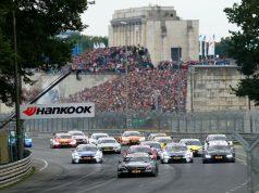 Die DTM trägt auf dem Norisring die Saisonrennen sieben und acht aus © DTM