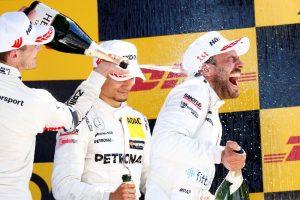 DTM Lausitzring 2018 DTM 2018 Lausitzring Gary Paffett (GBR) Mercedes-AMG C 63 DTM © DTM