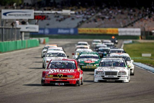 DTM Tourenwagen Classics auf dem Lausitzring © DTM