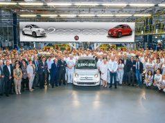 Fiat 500 knackt Produktionsmarke von zwei Millionen &copy: Fiat