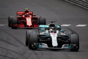 Formel 1 - Mercedes-AMG Petronas Motorsport, Großer Preis von Monaco 2018. Lewis Hamilton © Mercedes-AMG Petronas Motorsport
