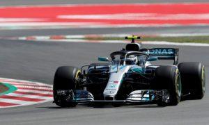Formel 1 - Mercedes-AMG Petronas Motorsport, Großer Preis von Spanien 2018. Valtteri Bottas. ©  Mercedes-AMG Petronas Motorsport