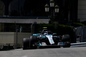 Formel 1 - Mercedes-AMG Petronas Motorsport, Großer Preis von Monaco 2018. Valtteri Bottas  ©  Mercedes-AMG Petronas Motorsport