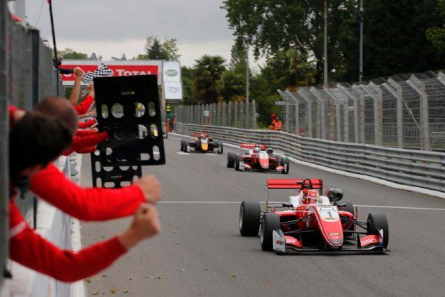 Formel 3 EM Rennen Pau 1.Rennen © F3 EM