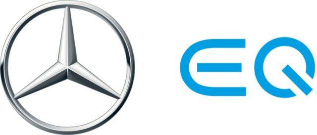 Formel E Mercedes EQ Logo &copy: Daimler AG