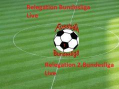 Fussball Bundesliga Relegation Live im TV