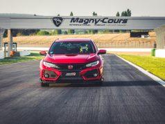Honda Civic Type R mit neuem Rundenrekord in Magny-Cours © Honda