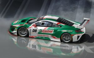 Castrol Honda Racing Honda NSX GT3 24h Spa © Honda