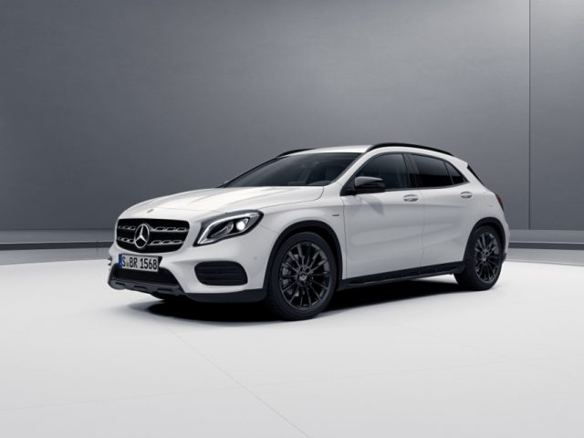 Mercedes-Benz GLA UrbanStyle Edition © Daimler AG