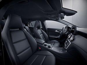 Mercedes B Klasse Sondermodell Urban Style Edition Innenraum © Daimler AG