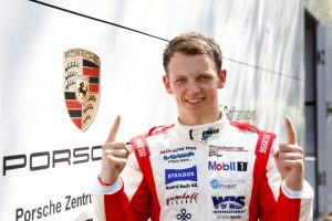 Nick Yelloly (GB), FACH AUTO TECH, Porsche Mobil 1 Supercup, Monaco 2018 © Porsche Motorsport