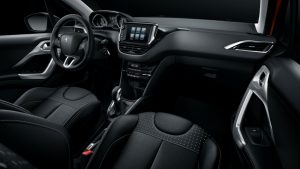 Peugeot 208 Innenraum © Peugeot