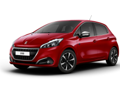 Peugeot 208Tech Edition © Peugeot