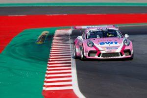 Porsche 911 GT3 Cup, Michael Ammermüller (D), Porsche Mobil 1 Supercup, Barcelona 2018 © Porsche Motorsport