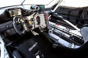 Porsche 911 GT3 R (2019) Cockpit © Porsche