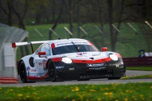 Porsche 911 RSR (911), Porsche GT Team  Patrick Pilet, Nick Tandy © Porsche Motorsport