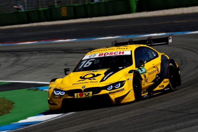 Timo Glock (GER), DEUTSCHE POST BMW M4 DTM, BMW Team RMR © BMW Motorsport