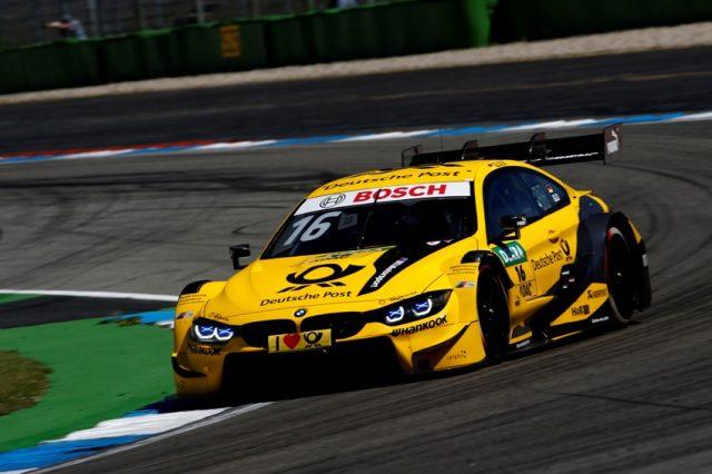 Timo Glock (GER), DEUTSCHE POST BMW M4 DTM, BMW Team RMR © BMW Motorsport