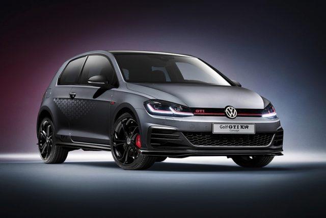 Das neue Volkswagen Golf GTI TCR Concept © Volkswagen AG