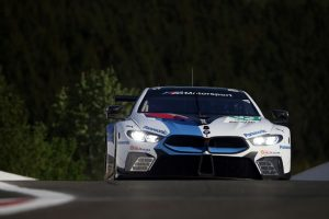 Antonio Felix da Costa (PRT) and Tom Blomqvist (GBR), BMW M8 GTE No. 82 © BMW Motorsport