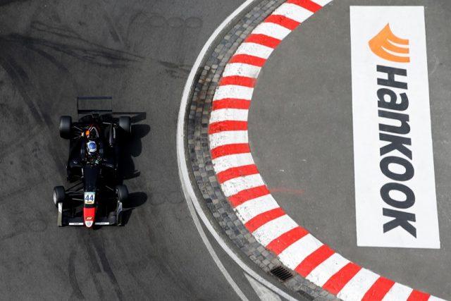 Formel 3 EM Norisring 44 Jüri Vips (EST, Motopark, Dallara F317 - Volkswagen), Formel 3 EM © F3 EM