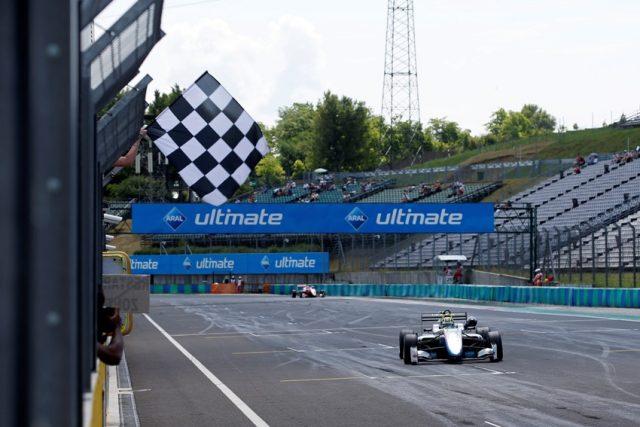 FIA Formel 3 EM Hungaroring 65 Enaam Ahmed (GBR, Hitech Bullfrog GP, Dallara F317 - Mercedes-Benz), © F3 EM