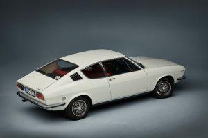 Donau Classic im Zeichen von August Horch- Audi 100 Coupé S © Audi AG