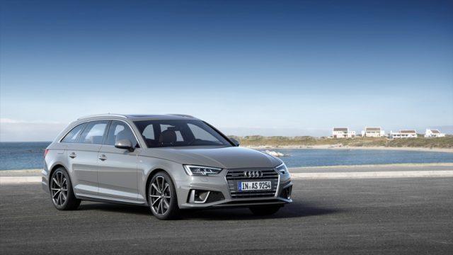 Audi A4 Avant Modelljahr 2019 © Audi AG