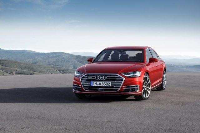 Ausgezeichnet: Der Audi A8 © Audi AG