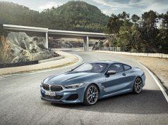 Das neue BMW 8er Coupe 2018 © BMW AG