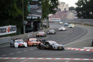 DTM, 2018, Norisring. Mercedes-AMG DTM Team, Mercedes-Benz, DTM, Edoardo Mortara, Mercedes-AMG C 63 DTM © Mercedes AMG Motorsport
