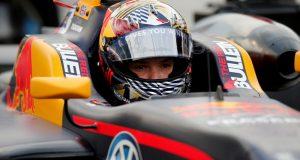 Formel 3 EM Hungaroring Daniel Ticktum Ungarn 2018 © F3 EM