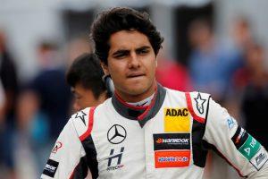 Enaam Ahmed (GBR, Hitech Bullfrog GP, Dallara F317 - Mercedes-Benz), © F3 EM