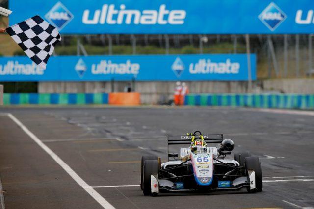 Enaam Ahmed (GBR, Hitech Bullfrog GP, Dallara F317 - Mercedes-Benz), FIA Formula 3 EM Budapest © F3 EM