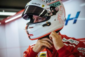 Formel 1 GP Kanada 2018 Sebastian Vettel © Ferrari F1