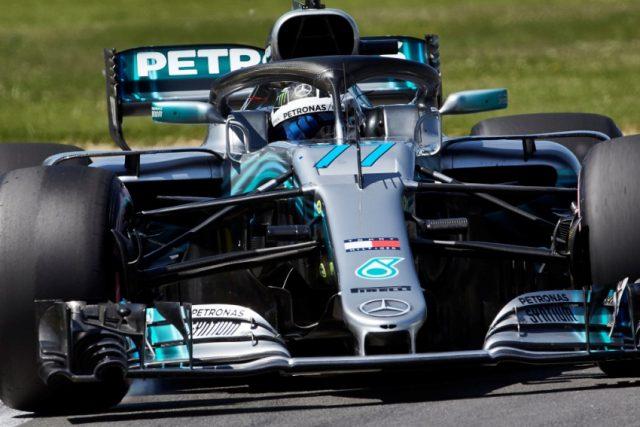 Formel 1 - Mercedes-AMG Petronas Motorsport, Großer Preis von Kanada 2018. Valtteri Bottas © Mercedes-AMG Petronas Motorsport