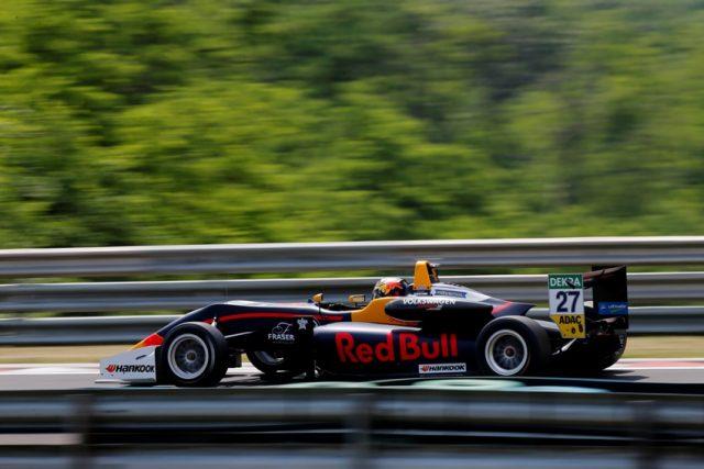 Formel 3 EM Daniel Ticktum Humgaroring 2018 © F3 EM