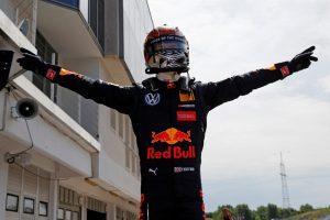 Formel 3 EM Daniel Ticktum Ungarn 2018 © F3 EM