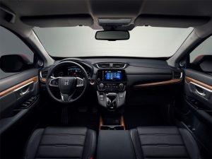 Honda CR V 2018 Innenraum © Honda