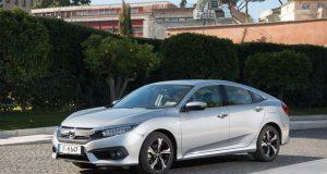 Honda Civic Limousine 2018 © Honda