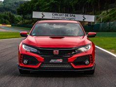 Spa-Francorchamps: Honda Civic Type R fährt neuen Rekord ein © Honda