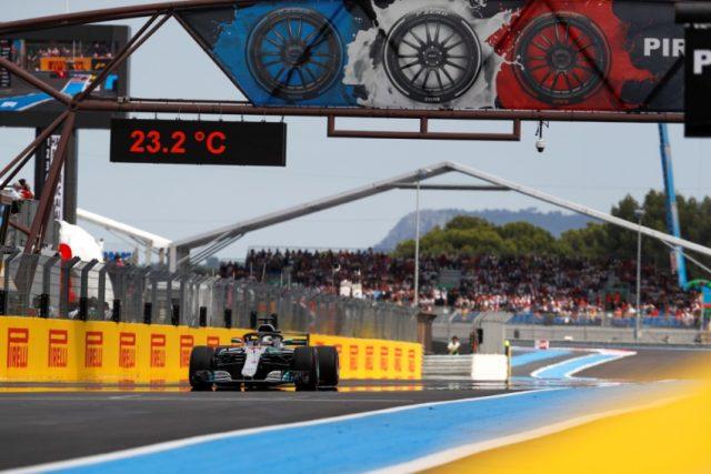 Formel 1 - Mercedes-AMG Petronas Motorsport, Großer Preis von Frankreich 2018. Lewis Hamilton © Mercedes-AMG Petronas Motorsport