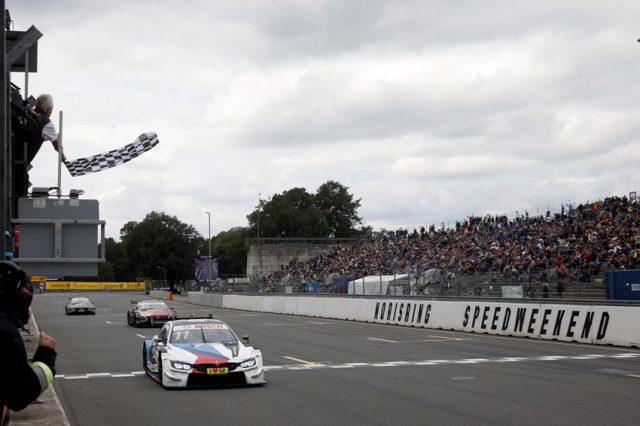 Norisring (GER) 24th June 2018. BMW M Motorsport, DTM, Round 4, Marco Wittmann (GER), BMW Driving Experience M4 DTM, BMW Team RMG © BMW Motorsport