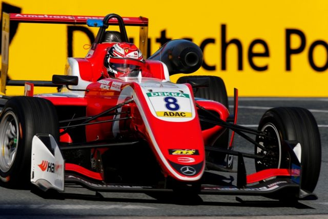 8 Marcus Armstrong (ITA, PREMA Theodore Racing, Dallara F317 – Mercedes-Benz), © F3 EM