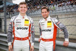 Mathieu Jaminet (F), Robert Renauer (D), Precote Herberth Motorsport © Porsche Motorsport